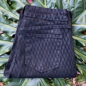Not Your Daughters Jeans Black Diamond Sparkle